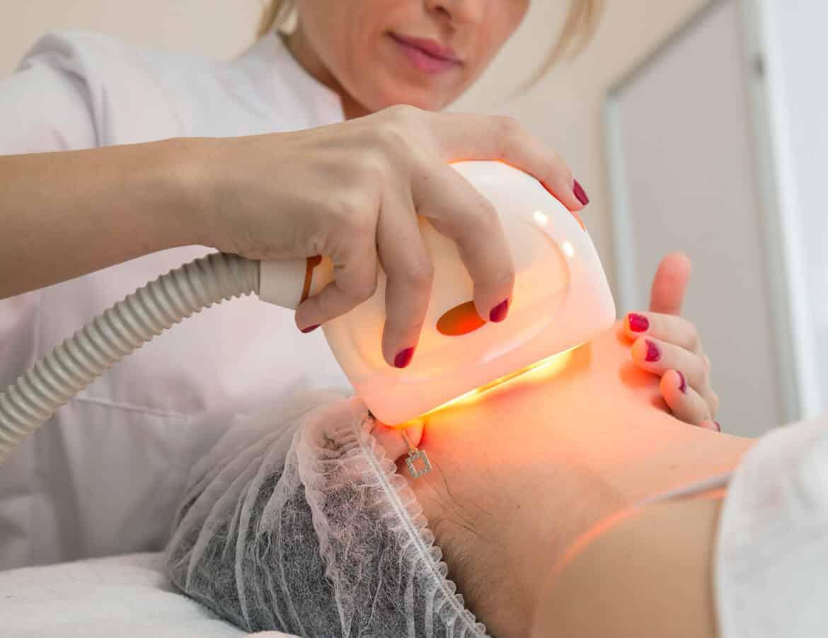 Laseroterapia - Poznań / Jeżyce
